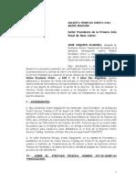 INO ABRIR INSTRUCCIÓN SALA (Abuso de Autoridad, Omisión, Rehusamiento o Demora de Actos Funcionales, Encubrimiento Personal, Omisión de Denuncia).doc