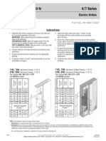 Rutherford 4104-01-10 Instruction Manual