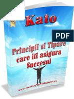 Principii şi Tipare care îţi asigură Succesul