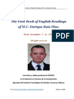 The First Book of English Readings - M.C. Enrique Ruiz Diaz -1