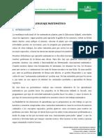 Lenguaje Matematico Tema 8