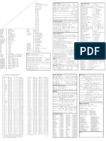 Delphi - Technical Reference Card 7.210