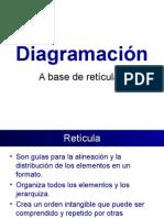 Diagramar a base de reticulas