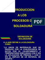 03 Introducc. Procesos de Soldadura