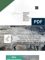 Operaciones Topográficas Loja | Topografia La Loja