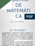 Casa Abierta de Matemática - Grupo Diez