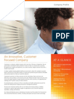 Carestream Company Profile 201503