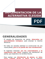 Implementacion de La Alternativa Elegida (1)