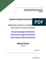 Guia Curriculum SolicitudesPTC