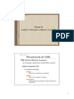 Analisis Orientado A Objetos Con UML