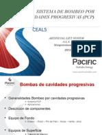 3. Bomba de Cavidades Progresivas