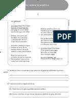 Ficha de Gramatica 5