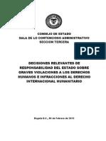 DIH CONSEJO DE ESTADO