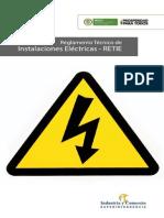Reglamento Tecnico Inst Electricas RETIE