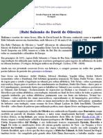 _Rabi Shelomoh Ha-Levi de Oliveira