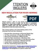2014 New Reg Herring Sign