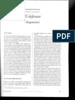 Boletín editorial de El Colegio de México sobre epistolarios