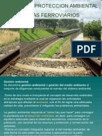 Seminario Gestion Proteccion Ambiental Ferroviarios