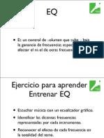 EQ y Fracuencias