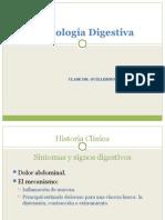 Semiologc3ada Digestiva Dr Monge