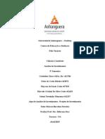 Atps Analise de Ivestimento Oficial