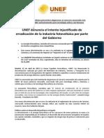 UNEF 2015