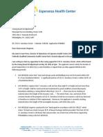 Esperanza Health Junkyard Opposition Letter Final