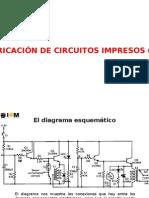 Elaboracion de Placas de circuito impreso