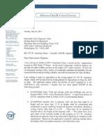 Net Opposition Letter Regan Kelly