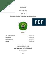 AK.keuaNGAN BAB 18 Instrumen Keuangan - Penyajian Dan Pengungkapan