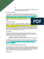 El Contrato Social de Rousseau (resumen)