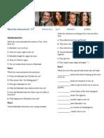HYMYM Worksheet