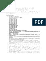 Ley+orgánica+del+Ministerio+de+Educación+D.+Ley+N°+25762