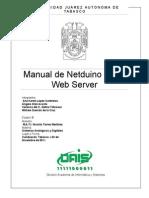 Manual de Netduino Como Web Server
