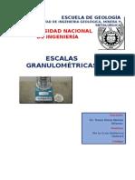 Escalas Granulométricas