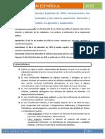 Constitucion EsPañola 1