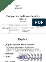 Efecto Doppler y Mach