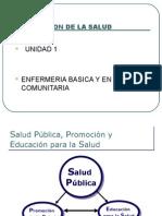 Promocion de La Salud 2015