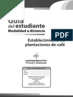 GUIA Establecimiento de Plantaciones de Cafe Baja[1]