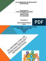 En Sintonia Con Los Derechos Sexuales y Reproductivos