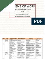 Scheme of Work Bi Peralihan 2015