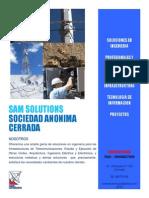 Brochure Sam Solutions Sac