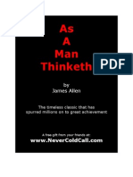 As A Man Thinketh (Brand Your Best Life)