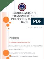 1. Modulación y Transmisión de Pulsos en Banda Base