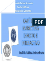 Capitulo 1. Marketing Directo e Interactivo