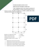 Analisis Sismico Estatico de Edificaciones Aporticados Norma NEC