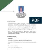 Catalina Argote