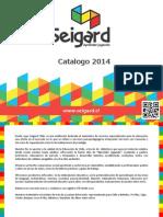 Catalogo Seigard 2014 CM 13 Nov(1)