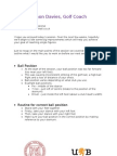 Feedback Document Lesson One Mh