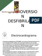 CARDIOVERSION DESFIBRILACION.pptx